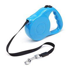 Transser Dual Dog Leash Retractable Pet Double Lead Leash 77 pounds per Dog Leash 360/°Swivel No Tangle Double Dog Walking /& Training Leash