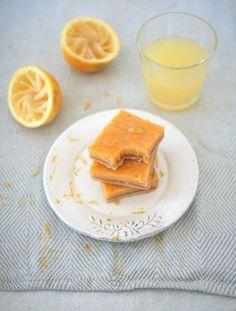 Kiusauksessa: Viiden aineksen p��si�isherkku: gluteenittomat sitruunaneli�t