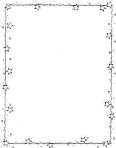 Image Result For Christmas Black And White Page Borders Borders For Paper Borders And Frames Page Borders