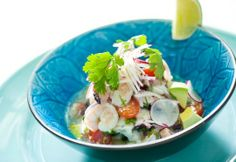 Chef Sam Gorenstein's Ceviche Tips & Recipes - Find. Eat. Drink.
