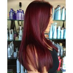 40 Shades of Burgundy Hair Dark Burgundy, Maroon, Burgundy with Red,... ❤ liked on Polyvore featuring accessories, hair accessories, red hair accessories and purple hair accessories