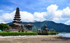 Bali The Island Of a Thousand Temples - Ulun Danu Beratan Temple Embedded Image Permalink, Us Travel, Bali, Island, Temples, House Styles, Holiday, Decor, Block Island