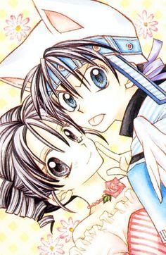 Fullmoon wo sagashite Takuto and Mitsuki Manga Art, Manga Anime, Anime Art, Shinshi Doumei Cross, Original Anime, Full Moon Wo Sagashite, Manga Love, Manga Games, Awesome Anime