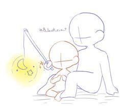 트레이싱 자료 9 : 네이버 블로그 Drawing Reference Poses, Drawing Tips, Drawing Sketches, Art Drawings, Drawing Base, Manga Drawing, Poses Manga, Anime Base, Poses References