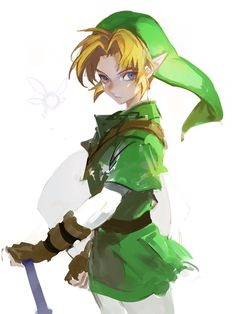 Legend of Zelda Ocarina Of Time - Link The Legend Of Zelda, Oot Link, Link Zelda, Anime Manga, Anime Art, Ben Drowned, Link Art, Pokemon, Wind Waker