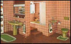 Yo fuí a EGB.Recuerdos de los años 60 y 70.Los hogares en los años 60 y 70,muebles y decoración. | Yo fuí a EGB. Recuerdos de los años 60 y 70.