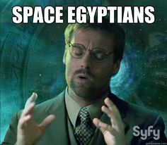Space Egyptians