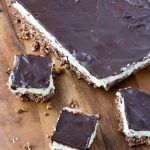 No Bake Sugar-Free Nanaimo Bars {Nut Free, Low Carb}