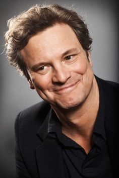 Colin Firth ... lovely lovely lovely man.