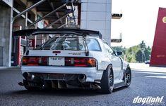 "radracerblog: "" Mazda Rx-7 FC Time Attack @naritadogfight-blog """