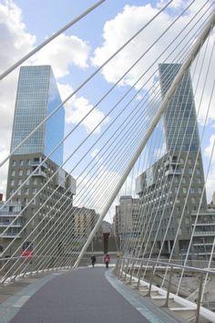 Izosaki  Towers in Bilbao