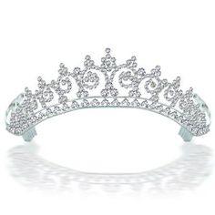 Bling Jewelry Kate Middleton Royal Wedding Halo Tiara