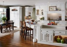 Country Kitchen Renovation
