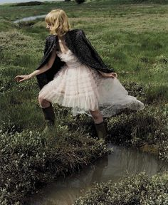 Stella Lucia for Vogue Italia August 2015   The Fashionography
