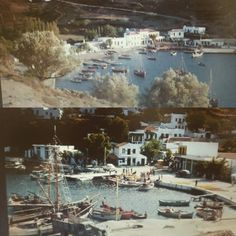 Not that many years ago... #throwbackthursday #skyros #island #greece #roomstolet #travel #summer #easter #sea #smallport #sailing #aegeansea #sporades #oldphoto #memories