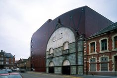 National Drama Theater of Nord-Pas-de-Calais in Bethune