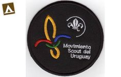 Scout patch from Uruguay