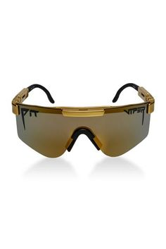 fe65847e1fd Gold Digger Double Wide Pit Viper Sunglasses Pit Viper Sunglasses