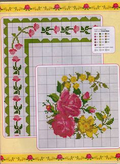 logopedd.gallery.ru / Ponto Cruz e Croche No.14 / Cross Stitch and Croche No.14