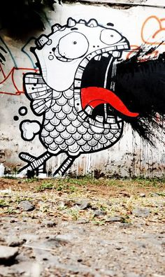 Characters By Astronautboys - Bandung (Indonesia)