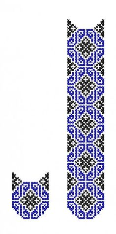 MP609 Cross Stitch Bookmarks, Cross Stitch Borders, Cross Stitch Charts, Cross Stitching, Cross Stitch Embroidery, Hand Embroidery, Cross Stitch Patterns, Beaded Embroidery, Palestinian Embroidery