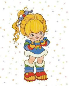 90s Childhood, Childhood Memories, Nostalgia, 1970s Cartoons, Saturday Morning Cartoons, Old Anime, Rainbow Brite, 80s Kids, Creative Pictures