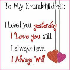 miss my grandchildren quotes - Google Search..  My two Grandaughters are two treasures in my life.. Olivia & Gianna❤️