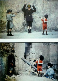 Kid War | PARIS 1914