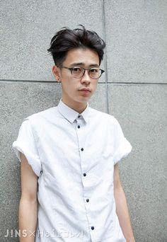 男模《成田凌》以後也會是個讓人緊張的帥帥美髮師吧♥