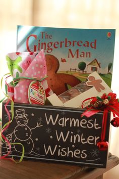 We LOVE this idea of using our very own Funkins Gingerbread Girl print napkin to include in a gift basket with gingerbread cookies and The Gingerbread Man story book. Such a wonderful gift for your little one. Snuggle up with a great book, and enjoy a holiday treat together using your fun Gingerbread Girl Funkins napkin. Funkins are bright, reusable cloth napkins made especially for kids.  There is nothing better than shared time together and making reading come to life!
