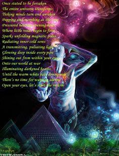 Stuff I've written, evolution, transcend, exodus