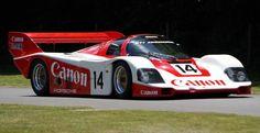1984 Porsche 956B: