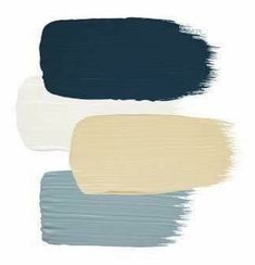 Then next year we can paint body of house the blue on bottom and it will look great with taupe trim and the natural wood porch 😊 Color Palette For Home, Colour Pallette, Paint Colors For Home, Colour Schemes, House Colors, Color Combinations, Taupe Color Palettes, Paint Color Combos, Color Swatches