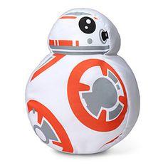Star Wars BB-8 Throw Pillow