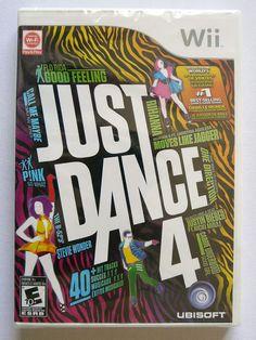 Wii Just Dance 4 R$139.90