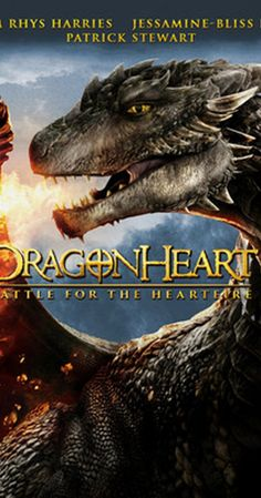 Dragonheart: Battle for the Heartfire (2017) ***