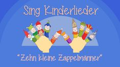 Finger games are fun and smart! Here are 10 ideas, which fingering baby and children are fun: Includ Baby Kalender, Finger Games, Baby Games, Kids Songs, Children, Youtube, Cute, Young Children, Boys