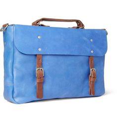 Fancy - Ally CapellinoRichard Leather Briefcase|MR PORTER