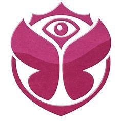 Tomorrowland logo.