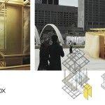 Sukkahville 2014: Sky Box By: Nicholas Perrin (Brooklyn, NY)