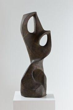 Adaline Kent. Dark Mountain. Sculpture.