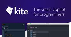 Kite helps you write code faster by bringing the web's programming knowledge into your editor.