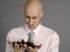 Information about hair loss