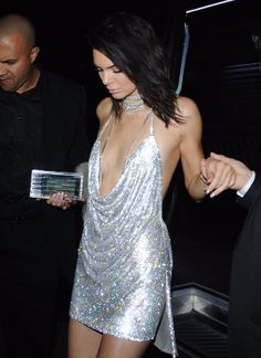 Kendall Jenner at her 21st