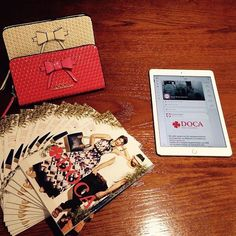 #DOCA #SS2015 Collection Πορτοφόλια σε πολλά χρώματα & σχέδια από την νέα συλλογή! Δείτε περισσότερα: http://www.doca.gr/el/online-shop/anoixi-kalokairi-15/portofolia