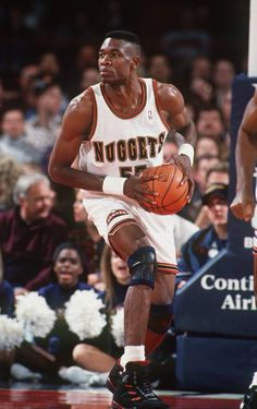 Dikembe Mutombo   All-time Denver Nuggets 7cbbf6ef2