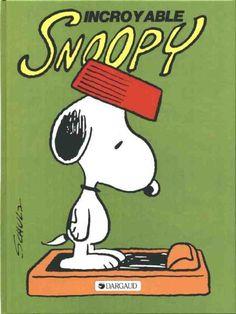 2. Incroyable Snoopy - 1983