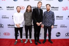 Imagine Dragons aux Billboard Music Awards