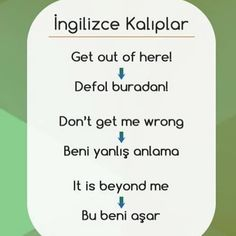 English Time, English Study, English Words, Learn English, Vocabulary Journal, Grammar And Vocabulary, Learn Turkish Language, Learn A New Language, Conditional Sentence