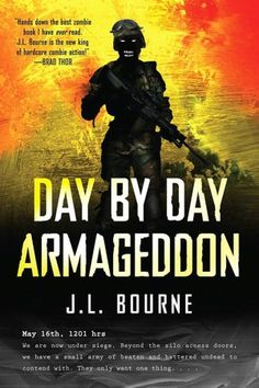 Outstanding zombie book! One of my favs. Written by an active duty Navy serviceman, J.L. Bourne